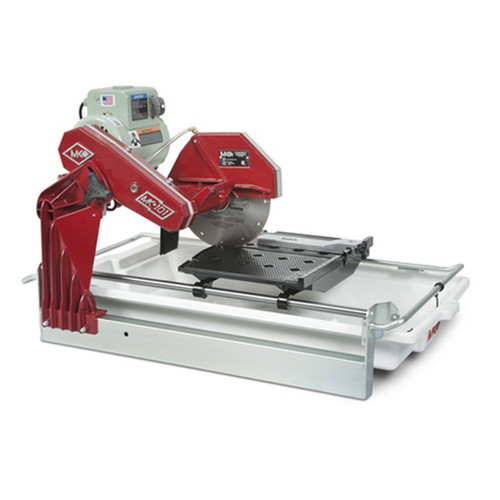 MK Diamond MK-101 1.5 HP 10 in. Wet Cutting Tile Saw