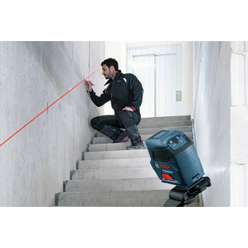 Factory Reconditioned Bosch GLL50-RT Self-Leveling Cross-Line Laser image number 6