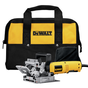 Dewalt DW682K 6.5 Amp 10000 RPM Plate Joiner Kit
