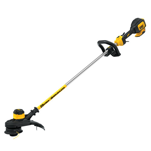Factory Reconditioned Dewalt DCST920BR 20V MAX Lithium-Ion XR Brushless 13 in. String Trimmer (Bare Tool)
