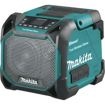 Makita XRM11 18V LXT / 12V max CXT Lithium-Ion Bluetooth Cordless Job Site Speaker (Tool Only)
