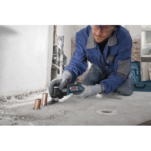 Factory Reconditioned Bosch MXH180BL-RT 18V Cordless Lithium-Ion Multi-X Brushless Oscillating Tool (Tool Only) with L-BOXX-2 and Exact-Fit Insert image number 5