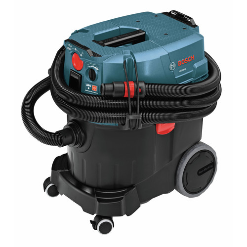 Bosch VAC090AH 9-Gallon Dust Extractor with Auto Filter Clean and HEPA Filter image number 0