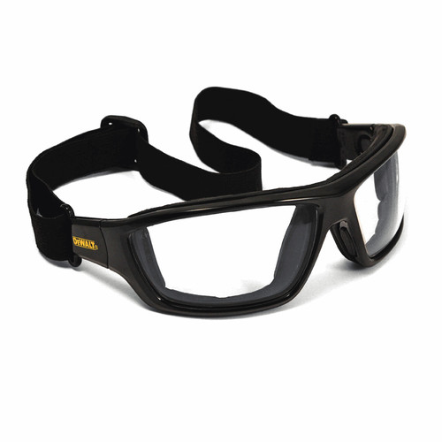 Dewalt DPG83-11C Converter Safety Glass with Strap Clear Anti-Fog image number 0