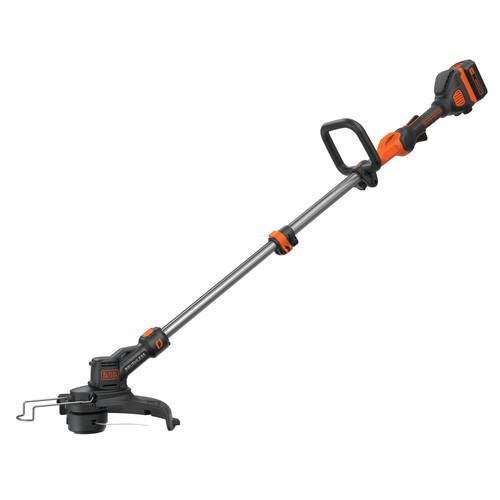 Factory Reconditioned Black & Decker LST540R 40V MAX Cordless Lithium-Ion Brushless 13 in. String Trimmer/Edger