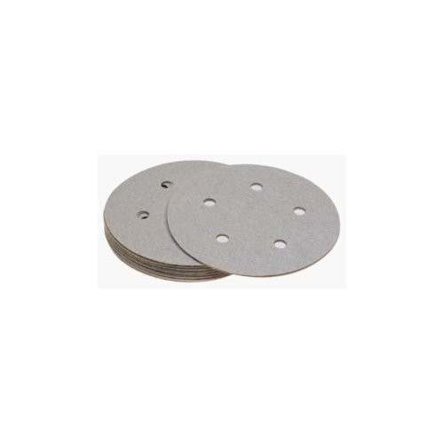 Porter-Cable 735500625 5 in. Five-Hole, 60-Grit Hook and Loop Sanding Discs (25-Pack)