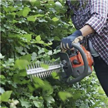 Factory Reconditioned Husqvarna 966532404 21.7cc Gas 23 in. Dual Action Hedge Trimmer image number 1