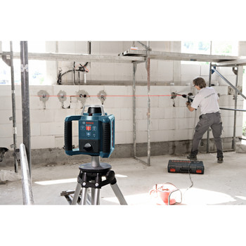 Bosch GRL300HV Self-Leveling Rotary Laser with Layout Beam image number 8