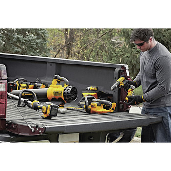 Factory Reconditioned Dewalt DCST920P1R 20V MAX 5.0 Ah Cordless Lithium-Ion Brushless String Trimmer image number 3
