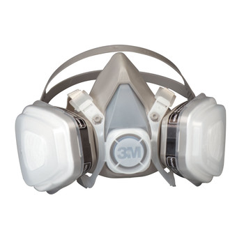 3M 7178 Dual Cartridge Respirator Packout Organic Vapor/P95 Medium