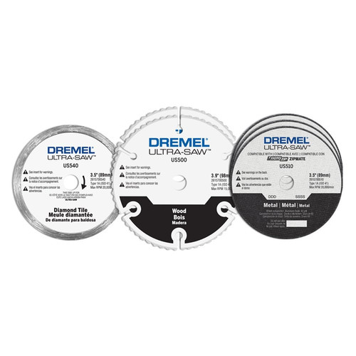 Dremel US700 6-Piece Cutting Wheel Kit