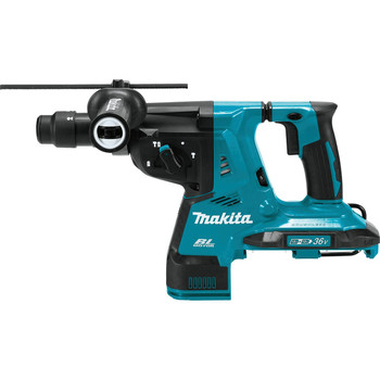 Makita XRH11Z 18V X2 LXT Lithium-Ion (36V) Brushless Cordless 1-1/8 in. AVT Rotary Hammer, accepts SDS-PLUS bits, AFT, AWS Capable (Tool Only) image number 1