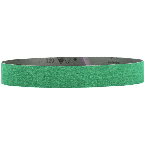 Metabo 626308000 1-1/2 in. x 30 in. P60 Ceramic Grain Sanding Belts (10-Pack)