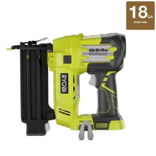 Factory Reconditioned Ryobi ZRP320 ONE Plus 18V Cordless Lithium-Ion 2 in. Brad Nailer (Bare Tool)