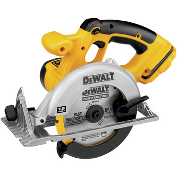 Dewalt DC390B 18V XRP Cordless 6-1/2 in. Circular Saw (Tool Only) image number 0