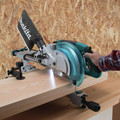 Makita LS0815F 10.5 Amp 8-1/2 in. Slide Compound Miter Saw image number 6
