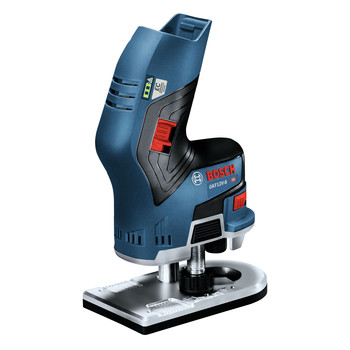 Factory Reconditioned Bosch GKF12V-25N-RT 12V Max Brushless Lithium-Ion 1/4 in. Cordless Palm Edge Router (Tool Only)