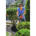 Black & Decker BEHTS125 16 in. SAWBLADE Electric Hedge Trimmer (Tool Only) image number 3