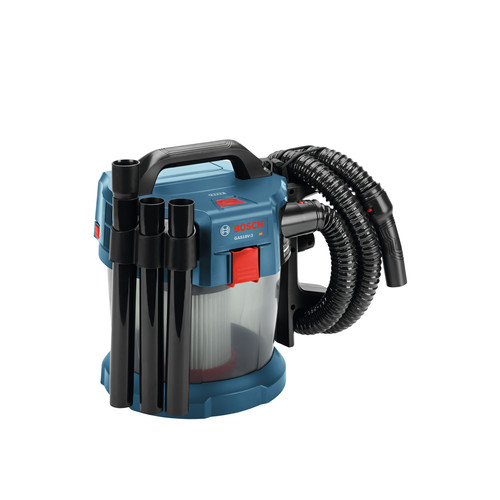 Bosch GAS18V-3N 18V 2.6 Gal. Wet/Dry Vacuum Cleaner with HEPA Filter (Bare Tool)