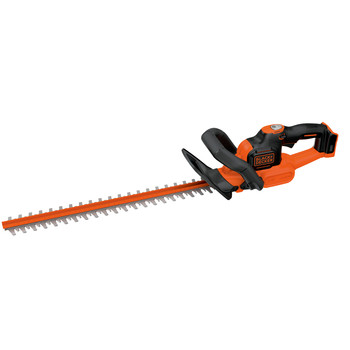 Factory Reconditioned Black & Decker LHT321R 20V MAX Cordless Lithium-Ion POWERCOMMAND 22 in. Hedge Trimmer image number 4