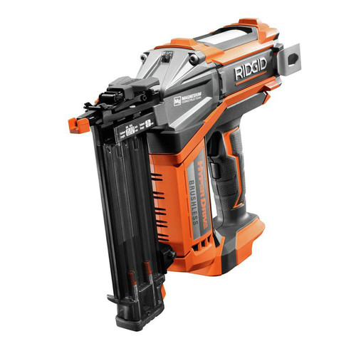 Factory Reconditioned Ridgid ZRR09890B HYPERDRIVE 18-Volt 18-Gauge 2-1/8 in. Brushless Brad Nailer (Bare Tool)