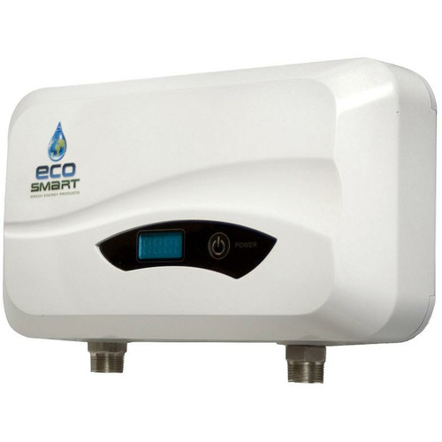 EcoSmart POU6 6 kW 220V Point of Use Electric Tankless Water Heater