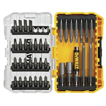 Dewalt DW2163 37-Piece Screwdriving Bit Set with Tough Case