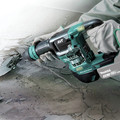 Makita XKH01Z 18V LXT Lithium-Ion Brushless AVT Cordless Power Scraper, accepts SDS-PLUS (Tool Only) image number 7