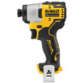 Dewalt DCF801B XTREME 12V MAX Brushless 1/4 in. Cordless Lithium-Ion Impact Driver (Tool only) image number 0