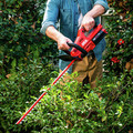 Skil HT4221-10 PWRCore 40 40V Brushless Lithium-Ion 24 in. Cordless Hedge Trimmer Kit (2.5 Ah) image number 9