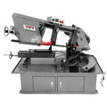JET MBS-1018-1 230V 10 in. x 18 in. Horizontal Dual Mitering Bandsaw image number 1
