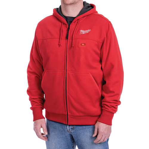 Milwaukee 302R-20L M12 12V Li-Ion Heated Hoodie (Jacket Only) - Large image number 0