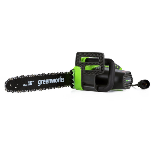 Greenworks 20232 12 Amp 16 in. Electric Chainsaw