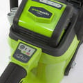 Greenworks 20312 40V G-MAX Lithium-Ion DigiPro Brushless 16 in. Chainsaw Kit image number 6
