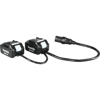 Makita 191J51-5 18V LXT X2 Adapter for LXT and LXT X2 Portable Backpack Power Supply (PDC01)