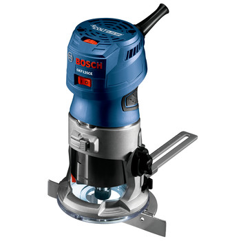 Bosch GKF125CEN 1.25 HP Variable Speed Palm Router with LED image number 1