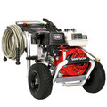 Simpson 60689 Aluminum 3600 PSI 2.5 GPM Professional Gas Pressure Washer with AAA Triplex Pump image number 0