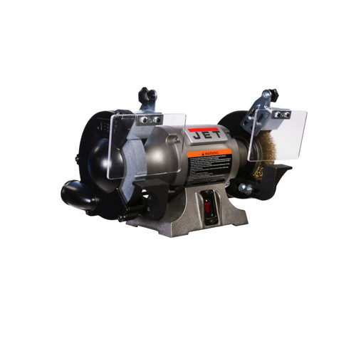 Jet 577126 Jbg 6w Shop Grinder With Grinding Wheel And