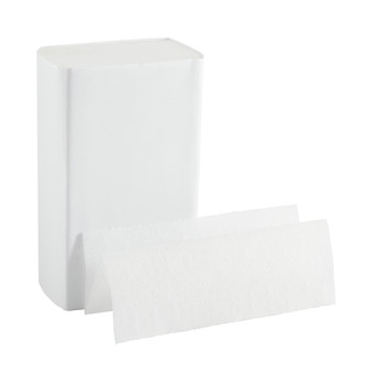 Georgia Pacific Professional 33587 Bigfold Paper Towels, 10 1/5 X 10 4/5, White, 220/pack, 10 Packs/carton