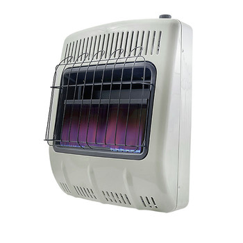 Mr. Heater F299721 20,000 BTU Vent Free Blue Flame Natural Gas Heater image number 2