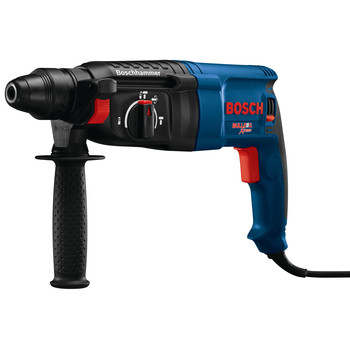 Factory Reconditioned Bosch GBH2-26-RT 8.0 Amp 1 in. SDS-Plus Bulldog Xtreme Rotary Hammer image number 0