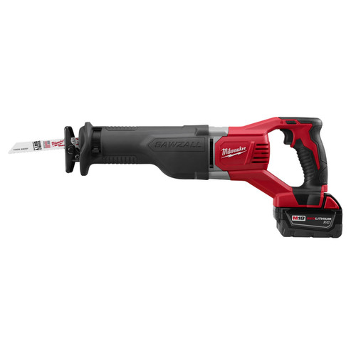 Milwaukee 2621-21 M18 SAWZALL 18V Cordless Lithium-Ion Reciprocating Saw Kit