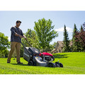 Honda 664060 HRN216VKA GCV170 Engine Smart Drive Variable Speed 3-in-1 21 in. Self Propelled Lawn Mower with Auto Choke image number 5