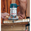 Factory Reconditioned Bosch 1617EVSPK-RT 12 Amp 2.25 HP Combination Plunge and Fixed-Base Router Kit image number 1