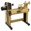 Powermatic 1792014AK PM2014 1 HP Corded Lathe with Stand Kit image number 0