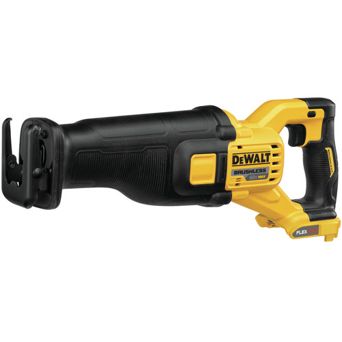 Dewalt DCS388B FlexVolt 60V MAX Cordless Lithium-Ion Reciprocating Saw (Tool Only) image number 0