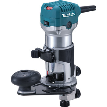 Makita RT0701CX3 1-1/4 HP Compact Router Kit with Attachments image number 3