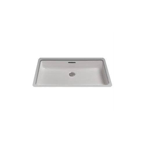TOTO LT191G#01 Undermount Vitreous China 20.5 in. x 12.38 in. Rectangular Bathroom Sink (Cotton White)