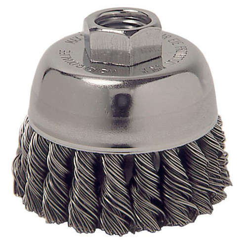 ATD 8284 4 in. Knot-Style Cup Brush