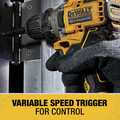 Dewalt DCD701F2 XTREME 12V MAX Brushless Lithium-Ion 3/8 in. Cordless Drill Driver Kit (2 Ah) image number 8